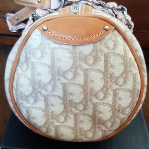 Dior Bags - Authentic Dior trotter romantique duffle